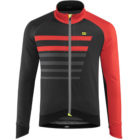 Alé Cycling Piuma Jacket Men Black-Red